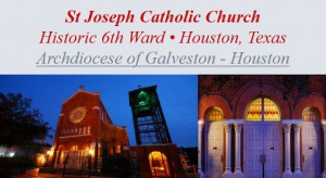 St. Joseph's Catholic Church Houston Youth Adult League