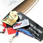 personalized identification sample pack