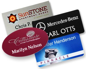 get everyone new name tags for your corporate gifting this year