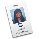 photo id identification name tags name badges