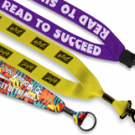 brand and secure your company with badge holders and lanyards