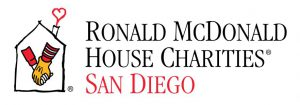 customer donation from coller industries to ronald mcdonald house charities of san diego