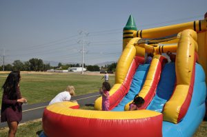 summer bbq for employee appreciation at coller industries incorporated
