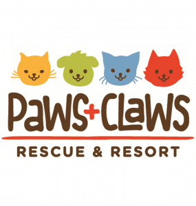one of the newest donations from coller industries was to paws and claws rescue and resort