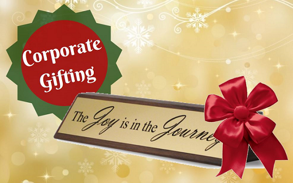 corporate gifts help to sustain relationships and deepen the personal connection between businesses and clients