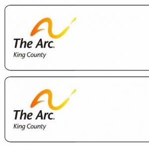 donations to the arc of king county to that people can get their wings